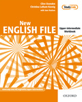 Clive Oxenden – Christina Latham-Koenig – Jane Hudson: New English File Upper-Intermediate – Workbook
