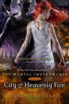 Cassandra Clare: City of Heavenly Fire