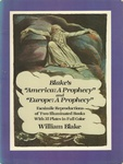 "William Blake: Blake's ""America: A Prophecy"" and ""Europe: A Prophecy"""