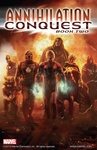 Javier Grillo-Marxuach – Dan Abnett – Andy Lanning: Annihilation: Conquest 2.