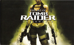 Eric Lindstrom: The Art of Tomb Raider Underworld
