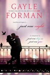 Gayle Forman: Just One Night