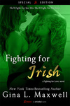 Gina L. Maxwell: Fighting for Irish
