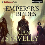 Brian Staveley: The Emperor's Blades
