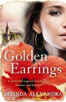 Belinda Alexandra: Golden Earrings