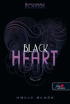 Holly Black: Black Heart – Fekete szív