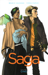Brian K. Vaughan: Saga: Volume One