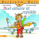Liane Schneider: Bori először ül repülőn