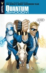 James Asmus: Quantum and Woody 1. – The World's Worst Superhero Team