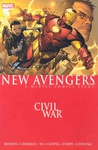 Brian Michael Bendis: The New Avengers 5. – Civil War