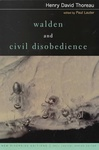 Henry David Thoreau: Walden / Civil Disobedience