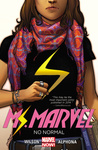 G. Willow Wilson: Ms. Marvel 1. – No Normal