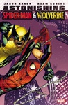 Jason Aaron: Astonishing Spider-Man & Wolverine
