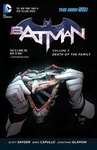 Scott Snyder: Batman (vol. 2) 3. – Death of the Family