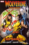 Fred Van Lente: Wolverine: First Class 1. – The Rookie