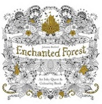 Johanna Basford: Enchanted Forest