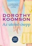 Dorothy Koomson: Az utolsó csepp