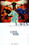 David Hine: Civil War: X-Men