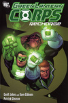 Geoff Johns – Dave Gibbons: Green Lantern Corps