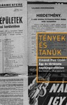 Zimándi Pius István: Egy év története naplójegyzetekben
