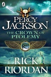 Rick Riordan: The Crown of Ptolemy
