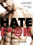 Ainsley Booth: Hate F*@k 2.