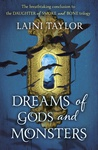 Laini Taylor: Dreams of Gods & Monsters