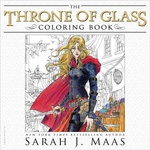 Sarah J. Maas: The Throne of Glass Coloring Book
