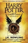 J. K. Rowling – Jack Thorne – John Tiffany: Harry Potter and the Cursed Child