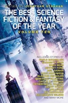Jonathan Strahan (szerk.): The Best Science Fiction and Fantasy of the Year 10.