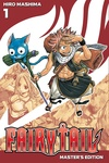 Hiro Mashima: Fairy Tail Master's Edition 1.
