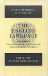 Robert Burchfield (szerk.): The Cambridge History of the English Language 5. – English in Britain and Overseas: Origins and Development
