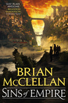 Brian McClellan: Sins of Empire