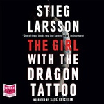Stieg Larsson: The Girl with the Dragon Tattoo