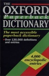 Elaine Pollard – Helen Liebeck (szerk.): The Oxford Paperback Dictionary