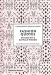 Patrick Mauriès – Jean-Christophe Napias: Fashion Quotes
