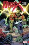 CM Punk – Cullen Bunn: Drax 1: The Galaxy's Best Detective
