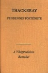 William Makepeace Thackeray: Pendennis története