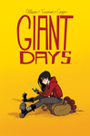 John Allison – Whitney Cogar: Giant Days 1.