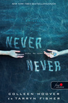 Colleen Hoover – Tarryn Fisher: Never never – Soha, de soha