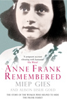 Miep Gies – Alison Leslie Gold: Anne Frank Remembered