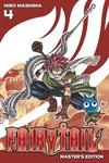Hiro Mashima: Fairy Tail Master's Edition 4.