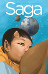 Brian K. Vaughan: Saga: Book One