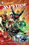Geoff Johns: Justice League (vol. 2) 1. – Origin