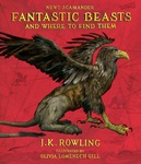 Newt Scamander: Fantastic Beasts and Where to Find Them