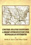 Davis D. Joyce – Tibor Glant: United States History – A Brief Introduction for Hungarian Students