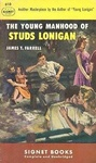 James T. Farrell: Studs Lonigan – The Young Manhood of Studs Lonigan