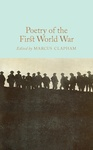 Marcus Clapham (szerk.): Poetry of the First World War