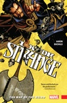 Jason Aaron: Doctor Strange 1. – The Way of the Weird