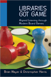Brian Mayer – Christopher Harris: Libraries Got Game